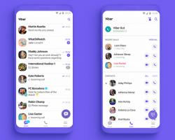Представлен обновленный мессенджер Viber 10