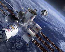 """К 2021 году готовится запуск на орбиту первого роскошного космического отеля """"Аврора"""""""