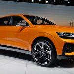 Audi представила концепт-кар с бортовым компьютером, управляемым ОС Android