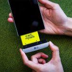 Модульный смартфон LG G5 получит обновление до Android 8.0 Oreo