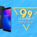 Ulefone представила S1 — смартфон за $10