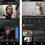 В YouTube для Android для всех стал доступен ночной режим