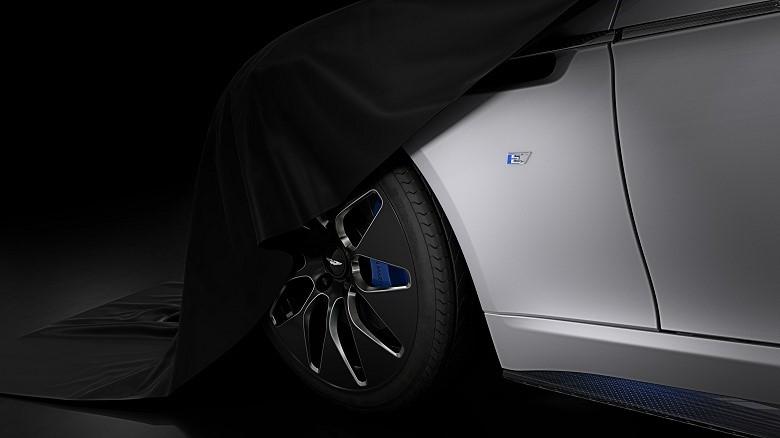 Электрический Aston Martin Rapide E не станет конкурентом Теслы