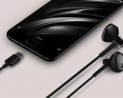 Xiaomi представила наушники Half in-ear (USB Type-C)