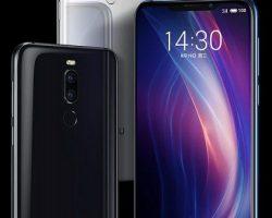 Представлен смартфон Meizu X8