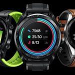 Утечка раскрыла характеристики часов Huawei Watch GT до анонса