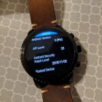 Для умных часов начало распространяться обновление Wear OS на базе Android Pie
