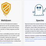 Уязвимости, найденные в CPU Intel получили названия Meltdown и Spectre