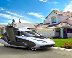 Компания Geely купила стартап, разработавший летающий автомобиль