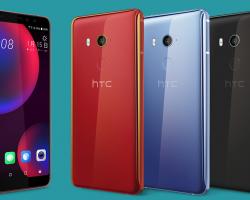 HTC представила смартфон U11 EYEs