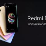 Представлены смартфоны Xiaomi Redmi Note 5 и Redmi Note 5 Pro