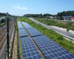 Компания Sparx Group построила самую длинную солнечную электростанцию в Японии