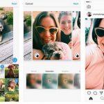 Теперь Instagram поддерживает портретный и ландшафтный режимы фотографий и видео одновременно