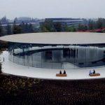 Кампус Apple Park и театр Steve Jobs Theater почти достроены и готовы к презентации iPhone 8