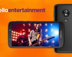 Представлен смартфон Moto E5 Play Android Go Edition
