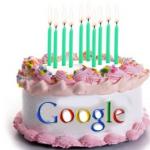 Компании Google исполнилось 20 лет
