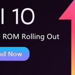 Стала доступна глобальная версия прошивки Xiaomi MIUI 10