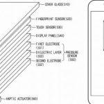 Samsung оформила патент на сканер отпечатков пальцев под поверхностью экрана