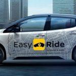 В 2020 году Nissan запустит в Японии сервис беспилотных такси Easy Ride
