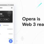 Opera представила новый блокчейн-браузер