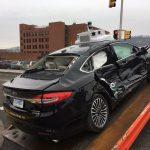 Беспилотный автомобиль Арго AI попал в аварию – два пассажира в больнице