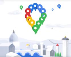 Обновление Google Карты — что изменилось?