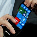 Samsung работает над смартфоном Galaxy Note со сгибающимся дисплеем