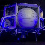 Blue Origin представила лунный корабль Blue Moon