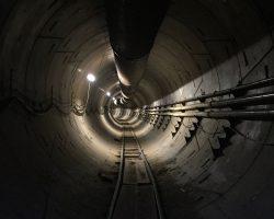 The Boring Company вырыла первый тоннель под Лос-Анджелесом