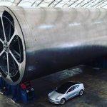 Илон Маск показал часть корпуса ракеты SpaceX BFR
