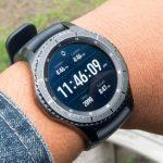 Samsung работает над новыми часами Galaxy Watch