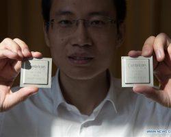 Представлен первый китайский процессор для облачных вычислений в приложениях, использующих искусственный интеллект