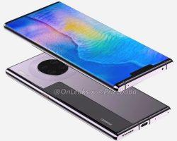 Раскрыты характеристики флагмана Huawei Mate 30 Pro