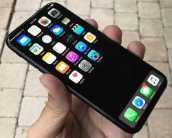Apple заказала у Samsung 70 млн изогнутых OLED-дисплеев для iPhone 8