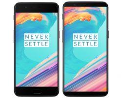 Для смартфонов OnePlus 5 и 5T стала доступна бета-версия Android Pie