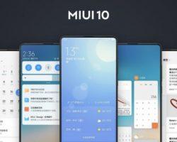 Стабильная версия MIUI 10 начала распространяться для Redmi Note 6 Pro, Redmi Note 4 и Redmi Note 4X