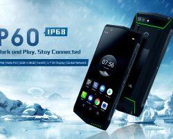 Представлен защищенный смартфон Poptel P60