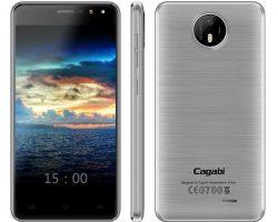 Cagabi Two – самый бюджетный смартфон с изогнутым дисплеем