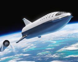 SpaceX показала, как будет выглядеть база на Марсе