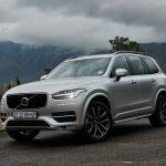 Volvo хочет создать беспилотный кроссовер четвертого уровня автономности к 2021 году