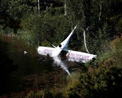 Первый норвежский электросамолет потерпел крушение