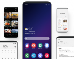 Смартфоны Samsung Galaxy A8 и A9 (2018) в Польше и России первыми начали получать обновление прошивки до Android 9 Pie
