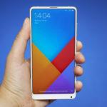 Android 10 для Xiaomi Mi Mix 2S — обновление в ближайшее время