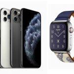 Стартовал прием предзаказов на iPhone 11, iPhone 11 Pro, iPhone 11 Pro Max и Apple Watch Series 5