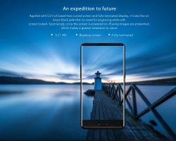Выбираем недорогой безрамочный смартфон: Uhans MX за $80