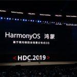 Huawei за несколько дней может перевести все свои смартфоны на Harmony OS