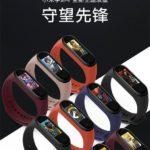 Фитнес-трекер Xiaomi Mi Band 4 получил обновление прошивки