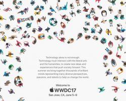 Apple сообщила дату проведения конференции WWDC 2017