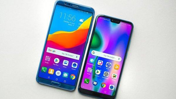 Android 10 для Honor 10 и Honor View 10 — вышло обновление