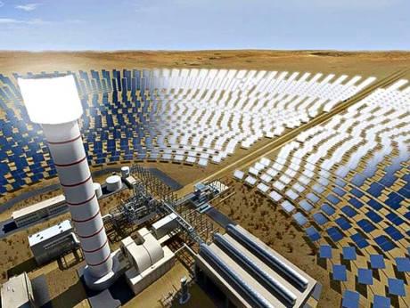 ВОАЭ запустили проект крупнейшей вмире солнечной станции повыробатыванию электричества